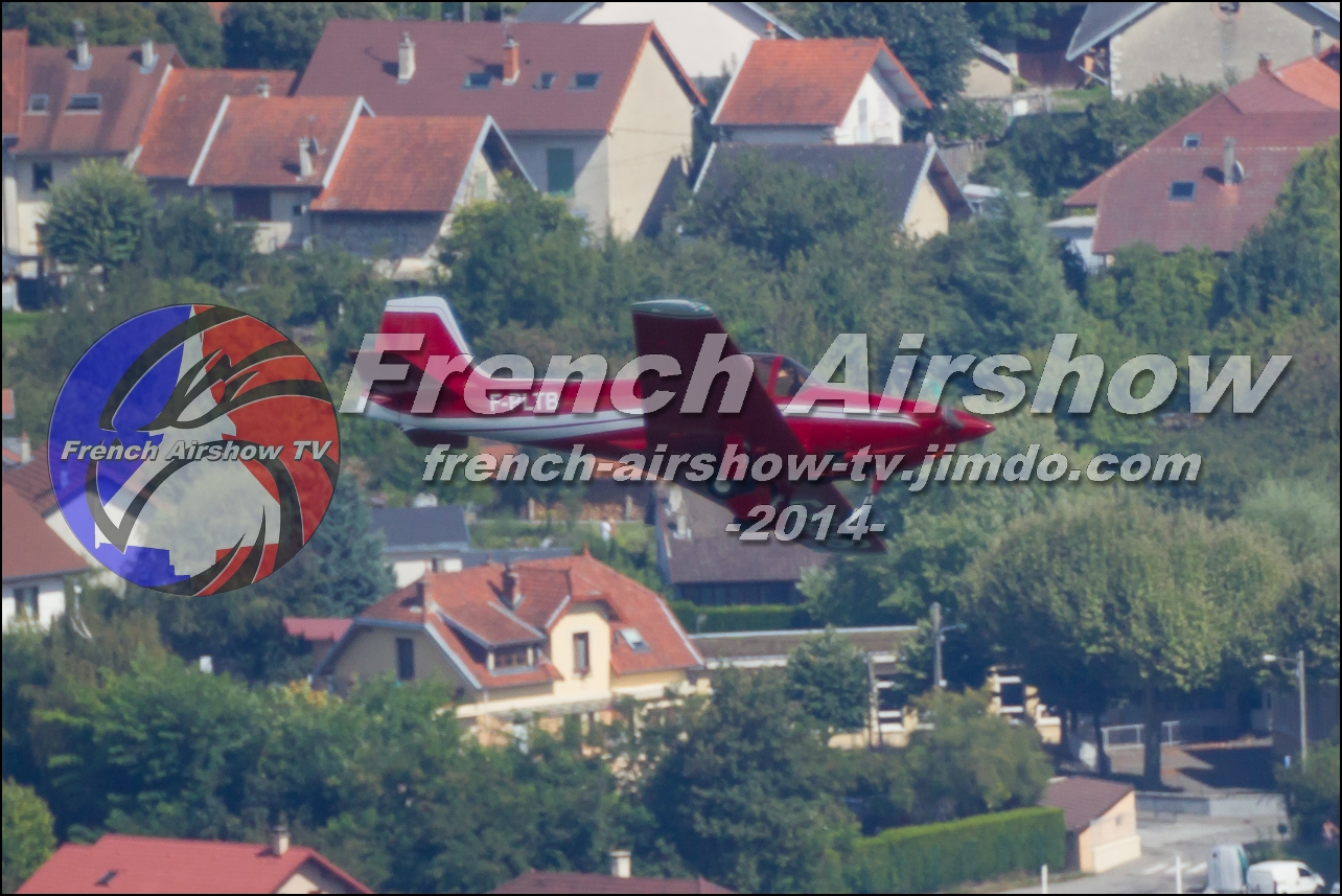 Navig'Aix 2014, meeting aerien bourget du lac 2014