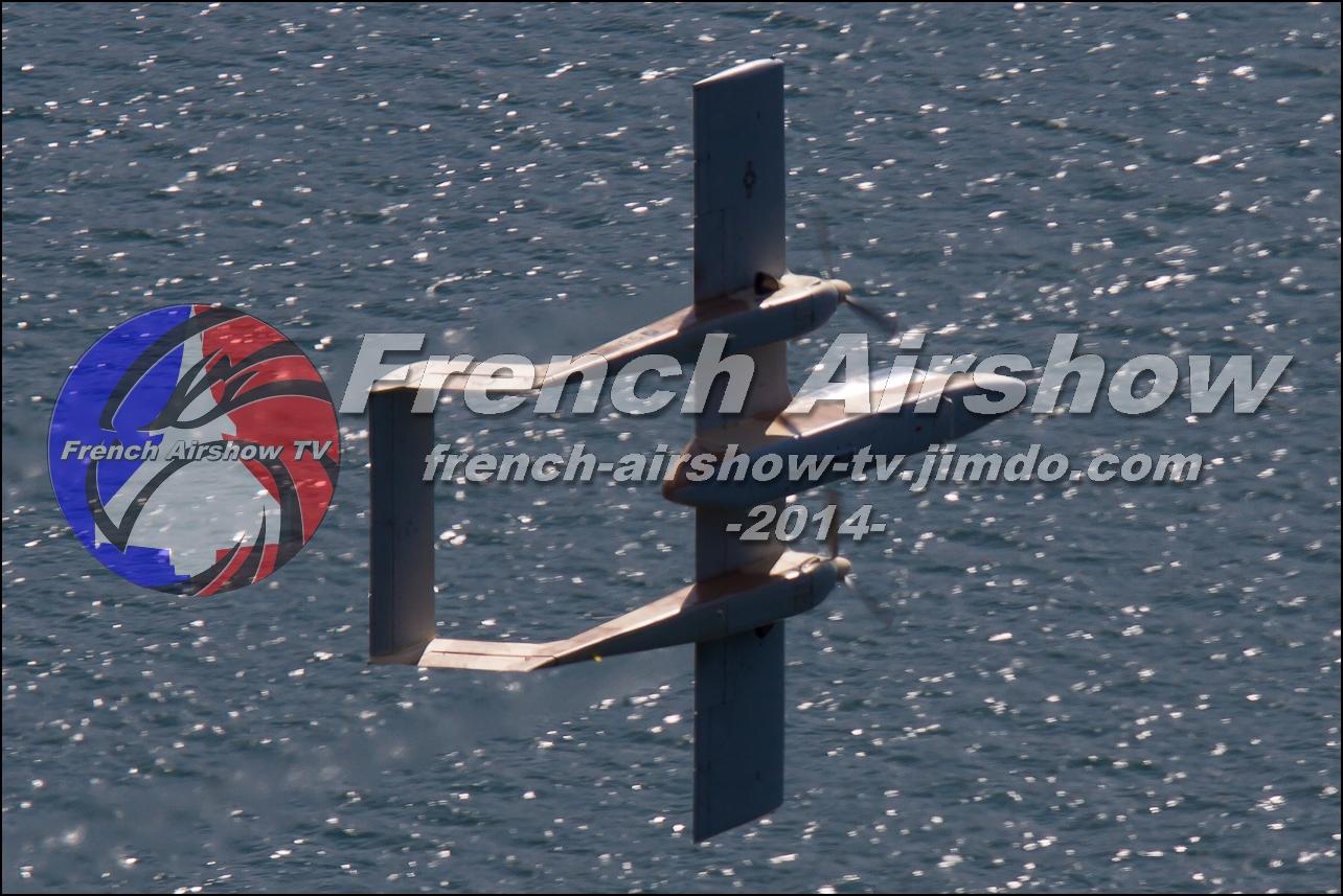 OV-10 Bronco Montelimar 2014
