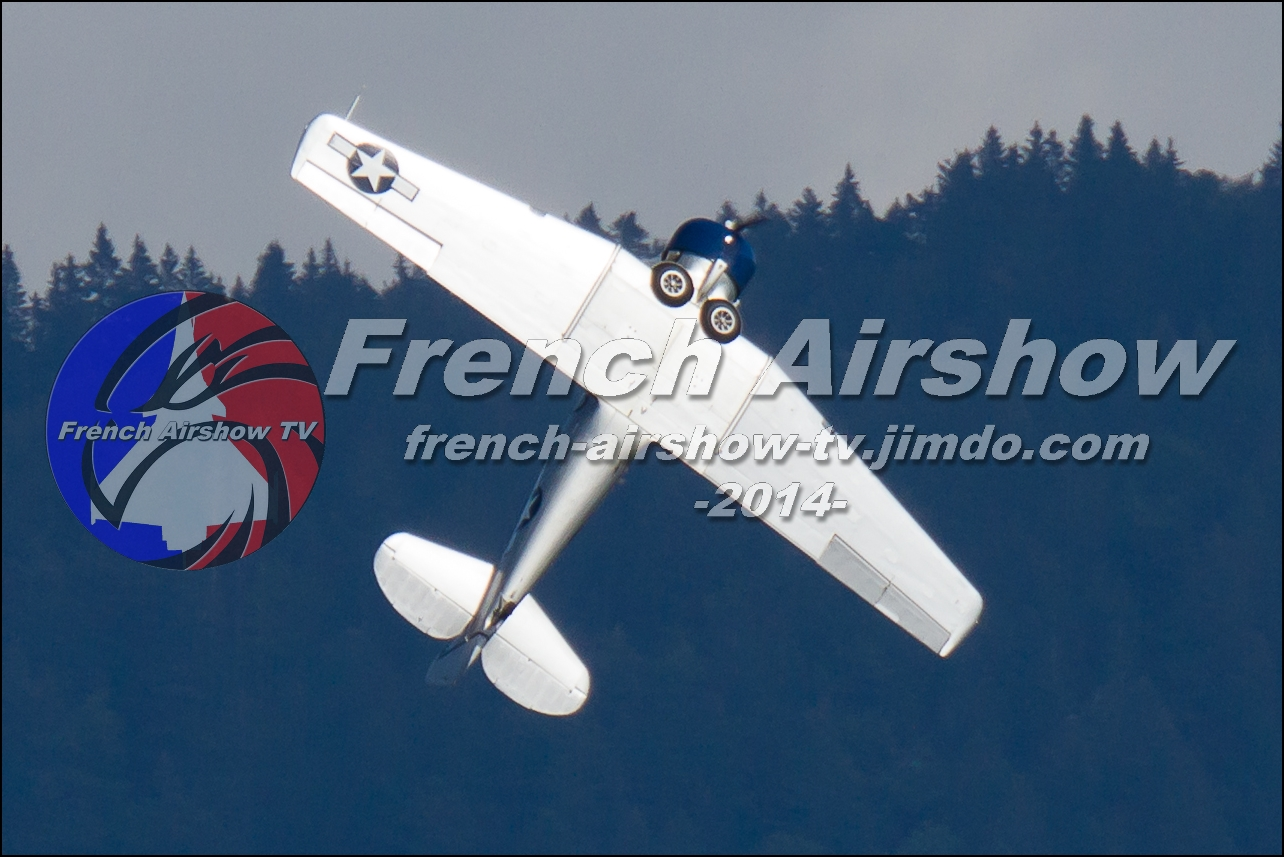 T-6G Texan , F-AZTL , Meeting Aerien Aix les Bains 2014, meeting aerien bourget du lac 2014