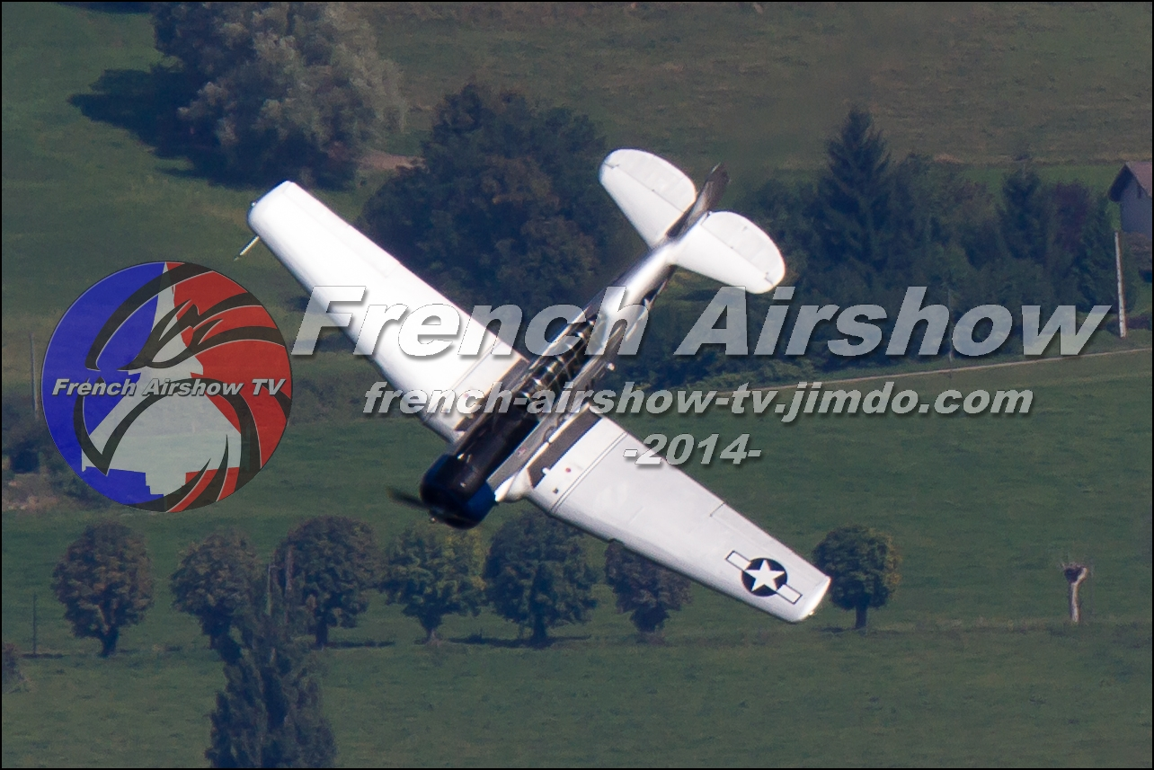 T-6G Texan , F-AZTL ,skyline-events, Meeting Aerien Aix les Bains 2014, meeting aerien bourget du lac 2014