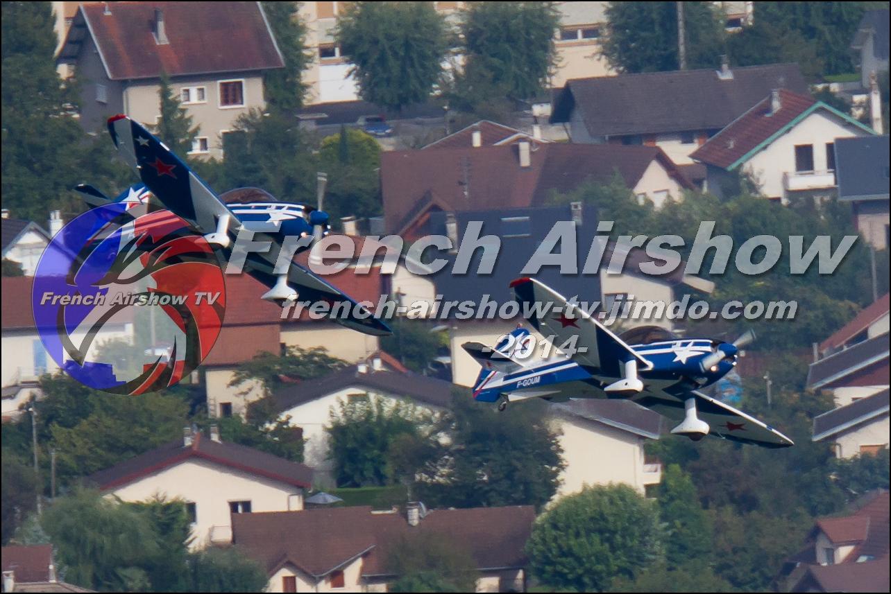 Cap tens 2014, Meeting Aerien Aix les Bains 2014