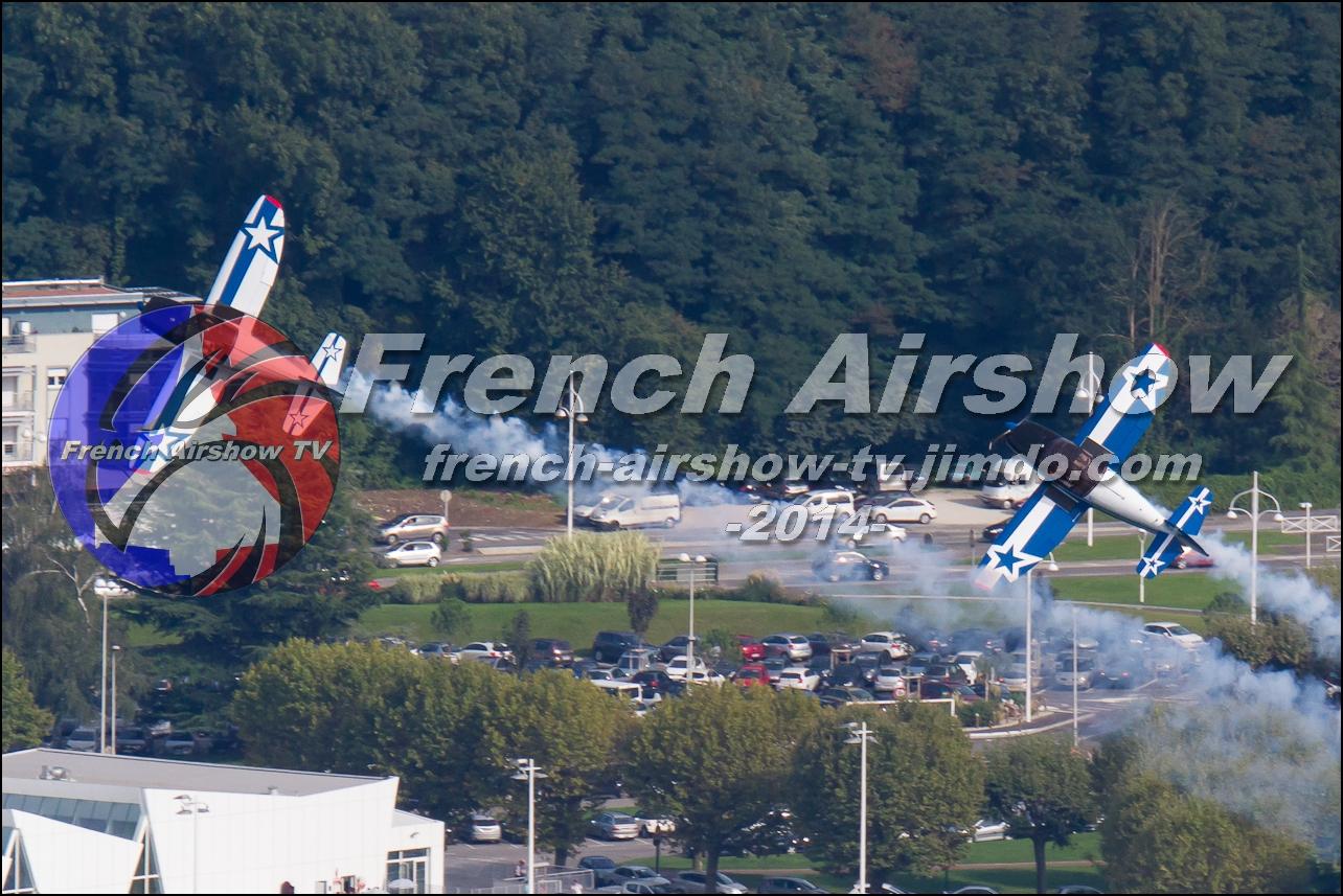 Cap tens , Meeting Aerien Aix les Bains 2014
