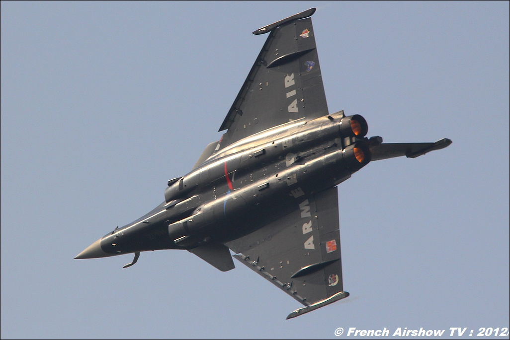 RAFALE DISPLAY 2012
