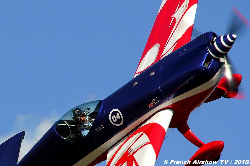 Equipe de Voltige de l'Armée de l'Air 2010, EVAA 2010,Equipe de Voltige de l'Armée de l'Air - Salon-de-Provence