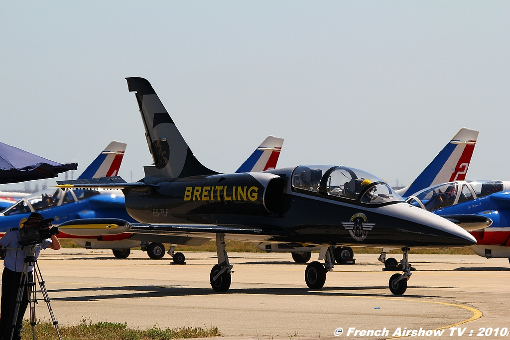 Breitling Jet Team, Meeting Aerien 2011