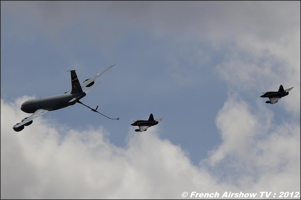 C-135FR + Mirage 2000N Ramex Delta