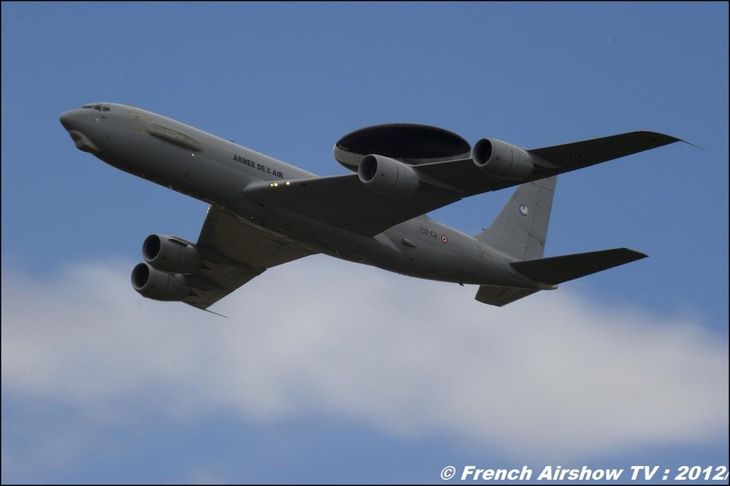 E-3F Awacs 2012
