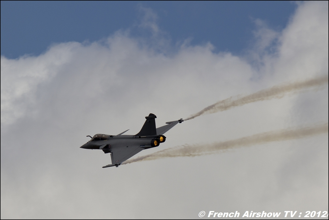 Rafale Solo Display JPO BA-702 Avord 2012