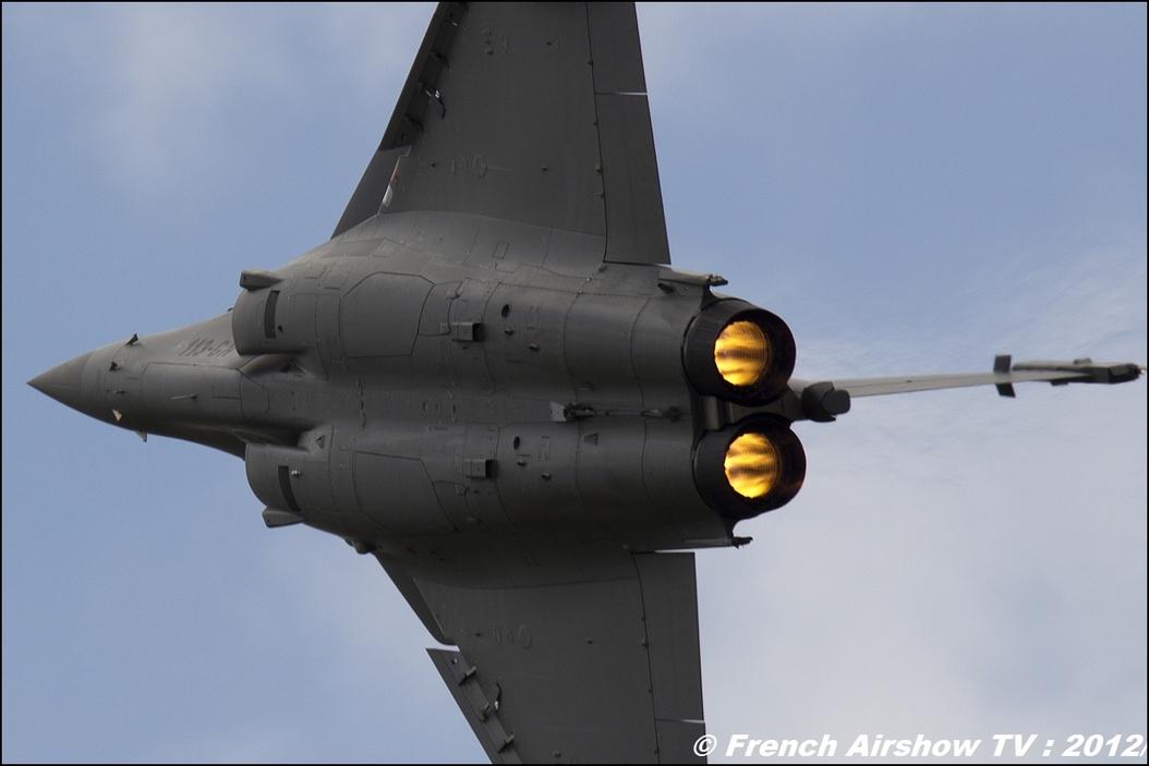 Rafale Solo Display JPO BA-702 Avord 2012