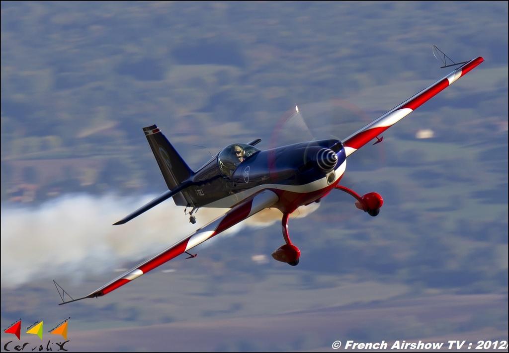 Equipe de Voltige de l'Armée de l'Air 2012, EVAA 2012,Equipe de Voltige de l'Armée de l'Air - Salon-de-Provence