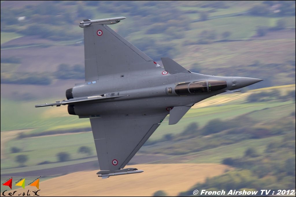 Rafale Solo Display, cervolix TAO