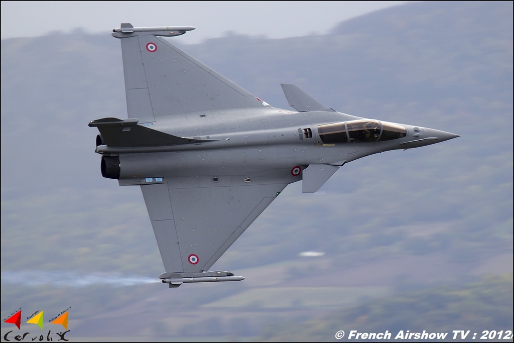 Rafale Solo Display 2012,Dassault photos 2012 Meeting Aerien 2012 AIRSHOW cervolix 2012