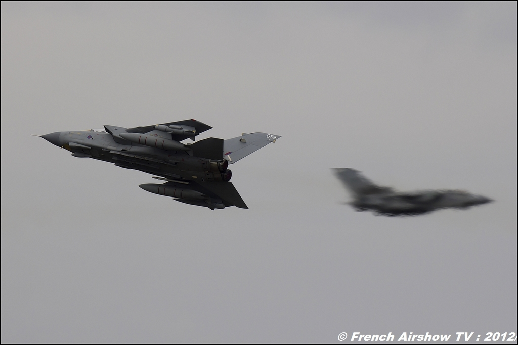 Tornado GR4 Tactique Display 2012