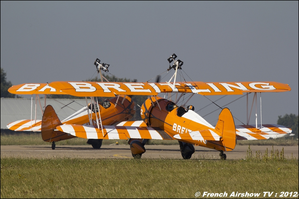 Breitling WingWakers Meeting Aerien Roanne 2012