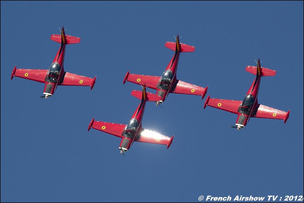 Patrouille RED DEVILS
