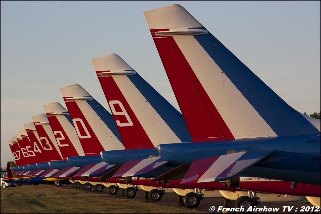 Patrouille de France Airshow