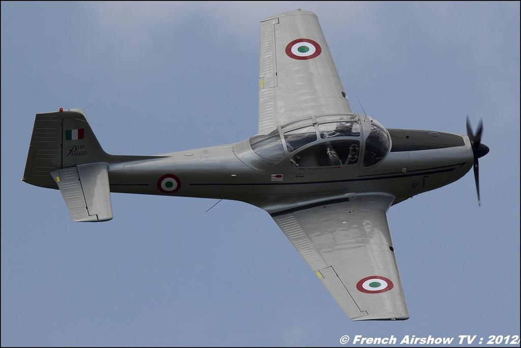 Piaggio P-149 - F-AZZI , Piaggio FW P 149D , F-AZZI