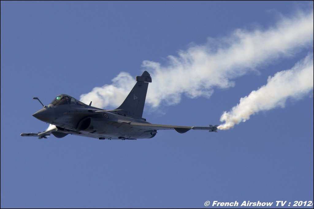 RAFALE SOLO DISPLAY 2012