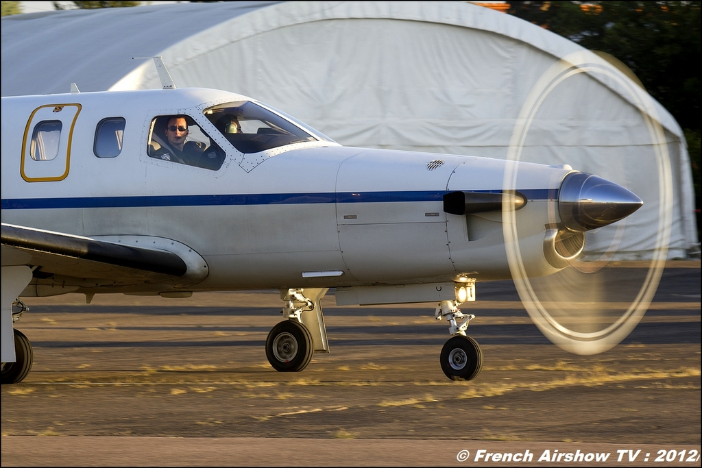 TBM 700 Socata Meeting Aerien Roanne 2012
