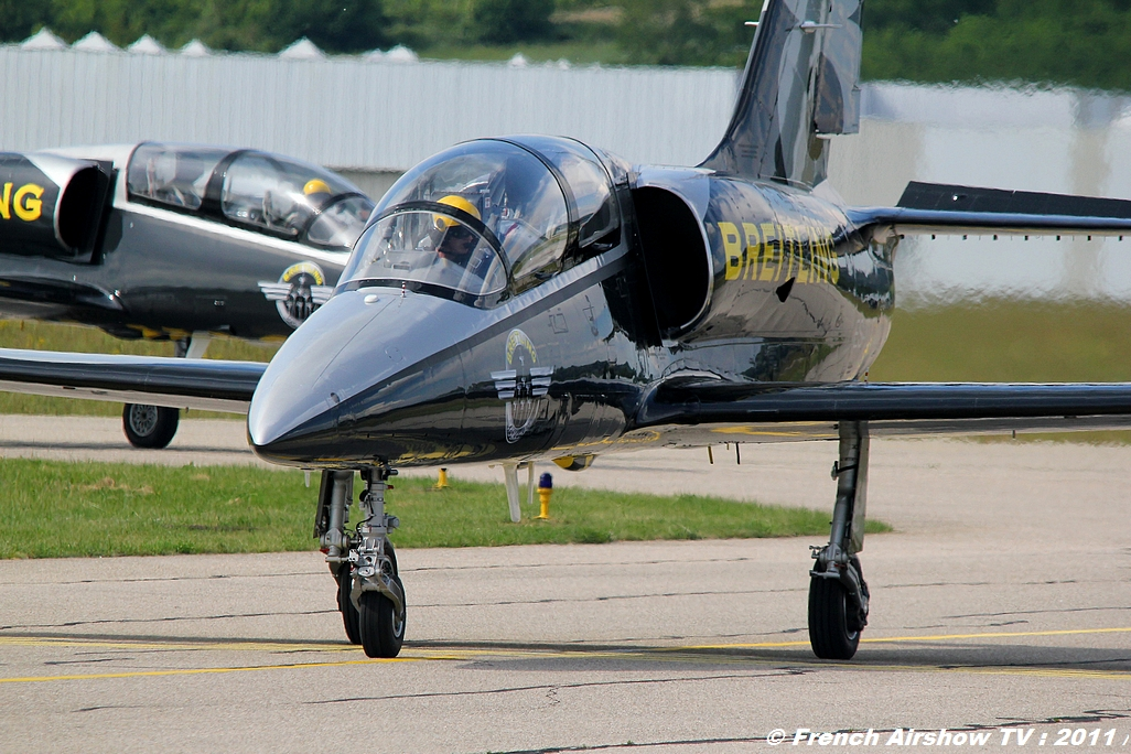 Breitling Jet Team Meeting Aerien 2011