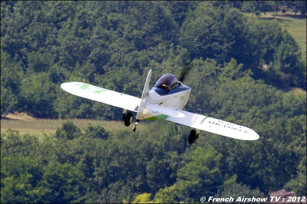 Meeting Aerien Saint Jean en Royans 2012