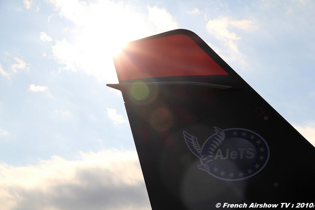 Alphajet Solo Display Tator at Meeting Aerien 2011