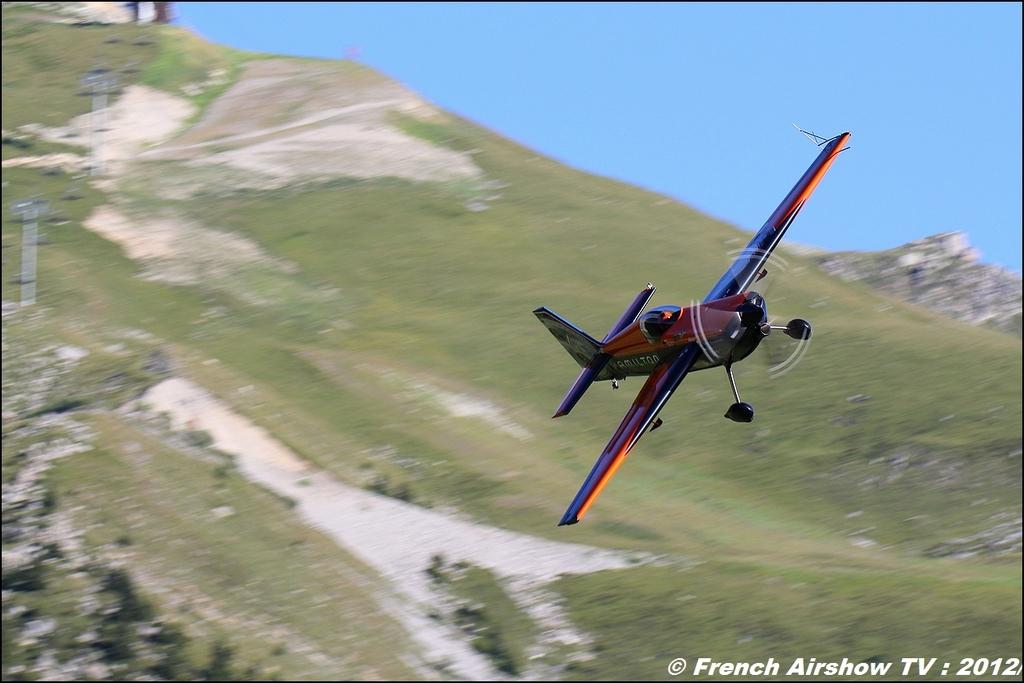 EDGE 540 (Nicolas Ivanoff) meribel airshow