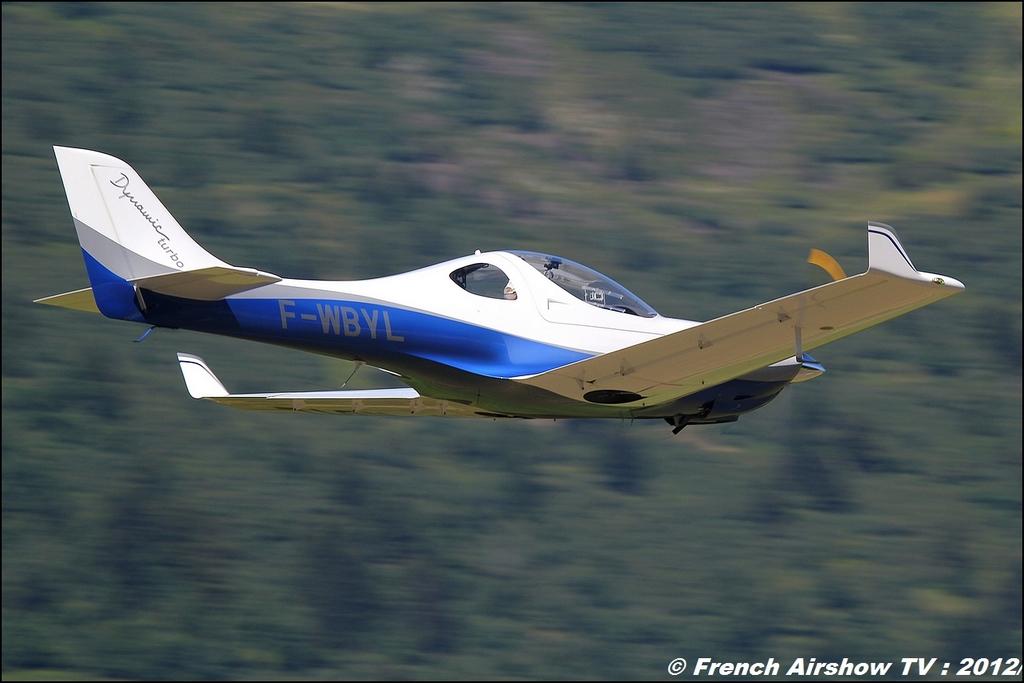 Meribel Airshow 2012