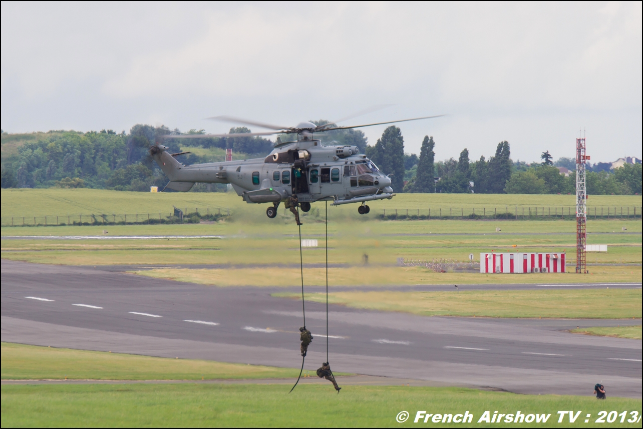EC Caracal,Salon du Bourget 2013,Paris Airshow 2013