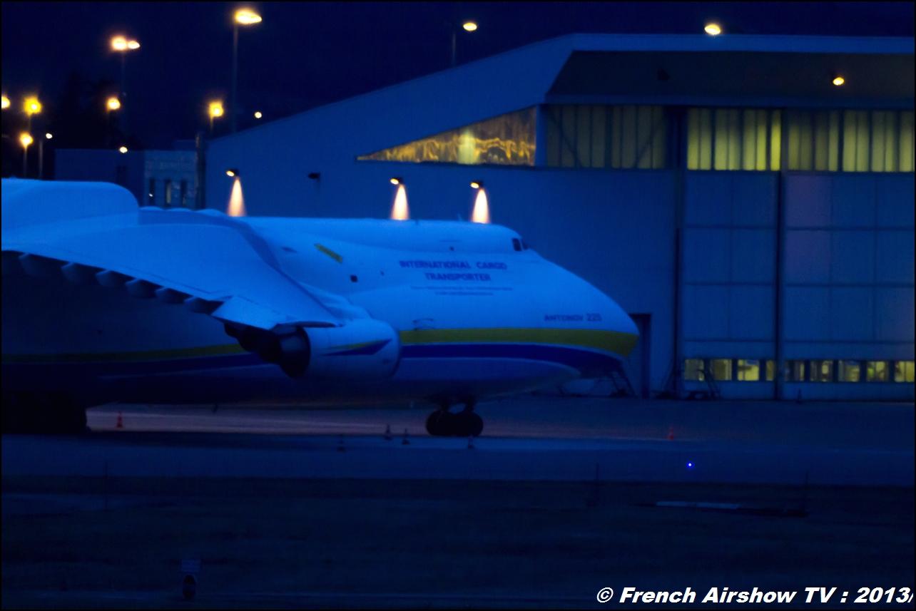 Antonov 225 Mriya Aerport St exupery