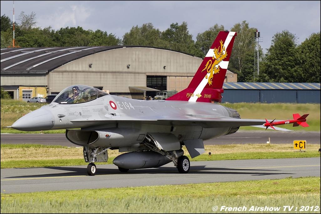 F-16 Spotter Florennes 2012