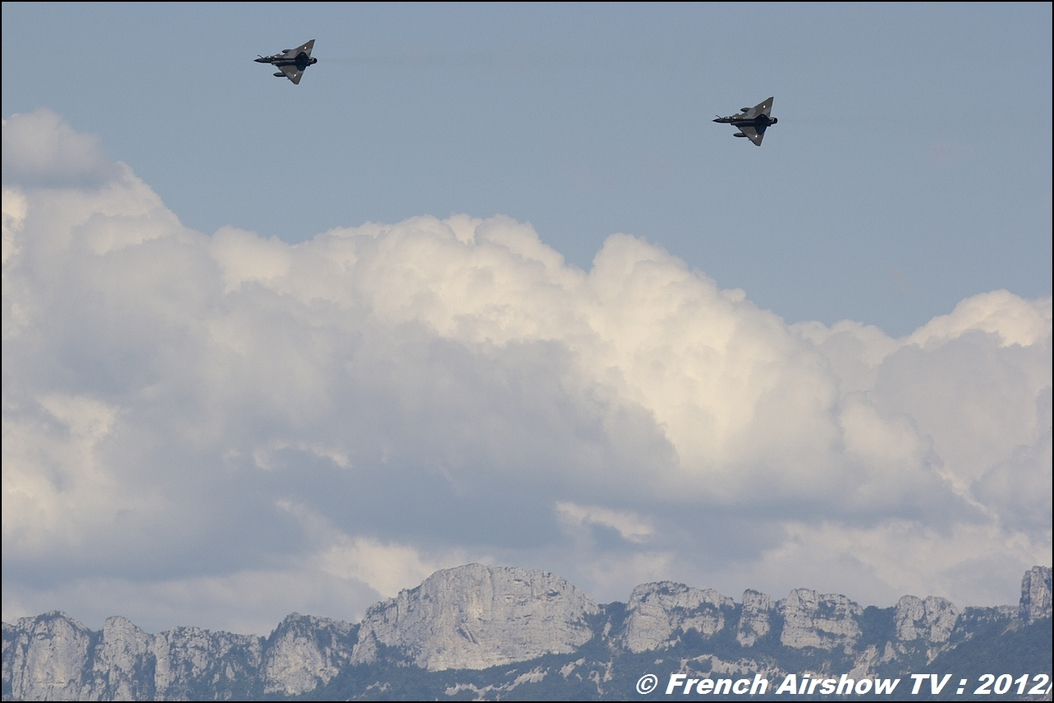 ramex delta display team, mirage 2000N, Ramex Delta, Free flight world Master Valence-Chabeuil 2012