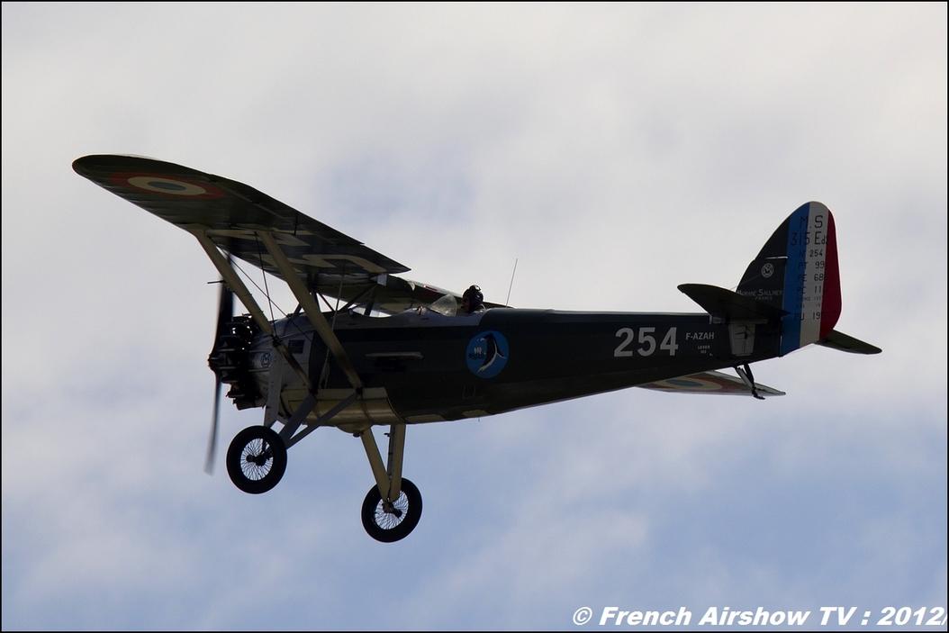 Maurane-Saulnier Free flight world Master Valence-Chabeuil 2012