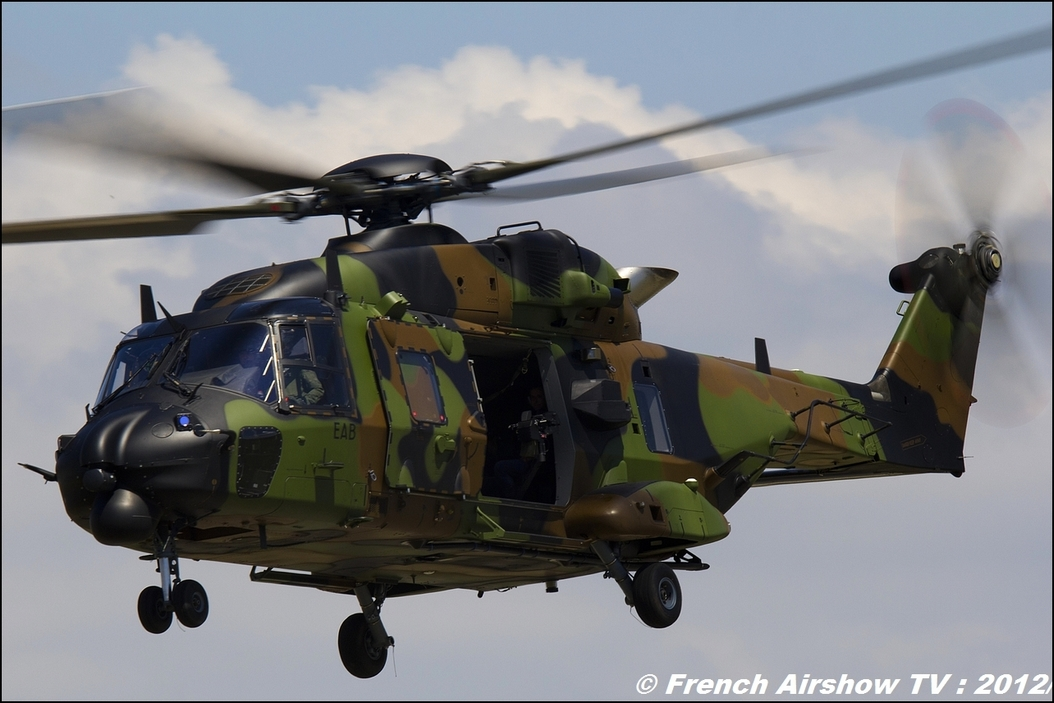 NH-90 Free flight world Master Valence-Chabeuil 2012